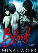 Blood Vow (Vampire Warrior Romance)