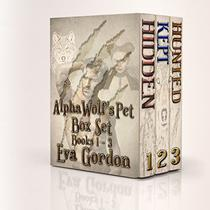 Alpha Wolf's Pet, Trilogy Box Set