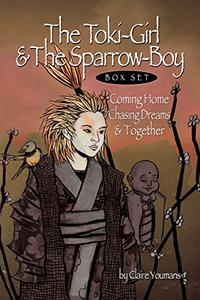 The Toki-Girl and the Sparrow-Boy, Box Set