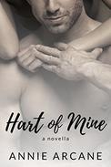 Hart of Mine: A Wounded Hero Romance