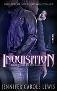 Inquisition: Book Three of the Lalassu