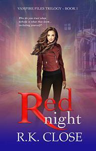 Red Night: Paranormal Romantic Thriller
