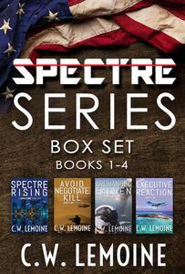 The Spectre Series Box Set (Books 1-4)