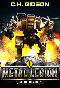 Scorpion's Fury: Mechanized Warfare on a Galactic Scale