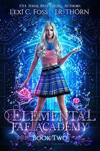 Elemental Fae Academy: Book Two: A Reverse Harem Paranormal Romance