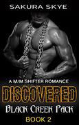 Discovered: A M/M Shifter Romance