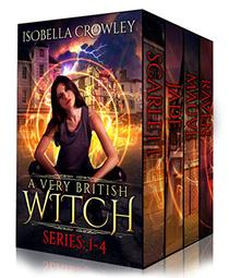 A Very British Witch Boxed Set ~ Books 1-4