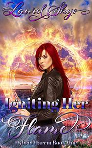 Igniting Her Flame (A Reverse Harem Paranormal Romance)