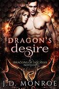 Dragon's Desire: A Dragons of Ascavar Novella