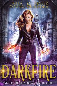 Darkfire: A Reverse Harem Paranormal Romance