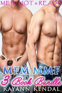 MFM / MMF Menage: 3 Book Bundle #2