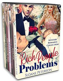 Rich People Problems: Mystery Romance Collection