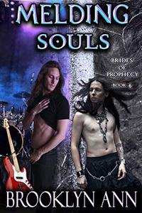 Melding Souls: A M/M urban fantasy romance