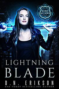 Lightning Blade: An Urban Fantasy Novel