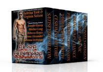 Elite Elements: Seven-Novel Cohesive Military Boxed Set