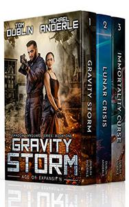 Shadow Vanguard Boxed Set: Age of Expansion - A Kurtherian Gambit Series: Gravity Storm, Lunar Crisis, Immortality Curse