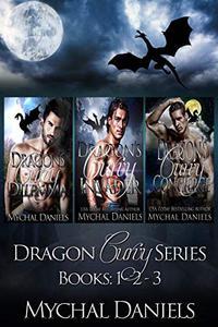 Dragon's Curvy Series: Books 1-3: A BWWM, Curvy, Dragon-Shifter Romance