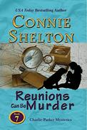 Reunions Can Be Murder: A Girl and Her Dog Cozy Mystery