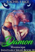 Damon in Moonscape: Insatiable Werewolf Book 10