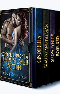 Once Upon a Happy Ever After: Books 1-4