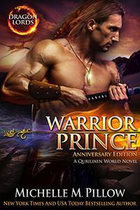 Warrior Prince: A Qurilixen World Novel