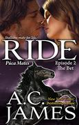 Ride: The Bet: BBW Paranormal Shape Shifter Romance