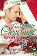 A Prickly Christmas Kiss