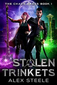 Stolen Trinkets: An Urban Fantasy Action Adventure