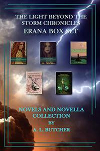 Light Beyond The Storm Chronicles - Erana Boxed Set