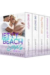 The Jetty Beach Series Box Set: Books 1-4