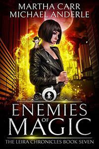 Enemies of Magic: The Revelations of Oriceran