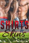 Shirts vs. Skins: A Two Athlete MMF Bisexual Romance