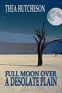 Full Moon Over a Desolate Plain