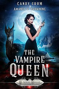 The Vampire Queen: A Therian Universe Novel
