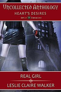 Real Girl: An Awakened Magic Novelette