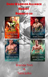 Dark Warrior Alliance Boxset Books 17-20