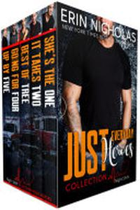 Just Everyday Heroes: Night Shift Boxed Set