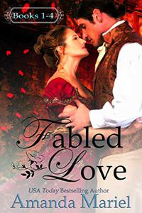 Fabled Love: The Complete Series, Books 1-4