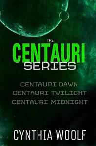 CENTAURI SERIES:  THE COMPLETE COLLECTION