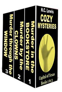 Capital of Texas Murder Mysteries: 3 Book Box Set
