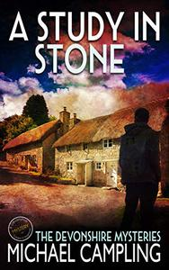 A Study in Stone: A British Cozy Mystery