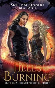 Hell's Burning: A Reverse Harem