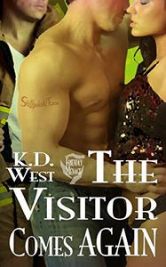 The Visitor Comes Again: A Friendly MMF Ménage Tale (Bisexual Threesome Erotic Romance)