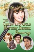 The Green and Gold Mystery:Series: January