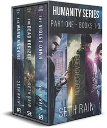 Humanity Series: Dystopian Box Set: Books 1-3