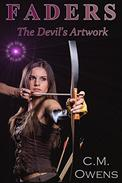 The Devil's Artwork (Faders #1 Science fiction Romance)
