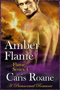 Amber Flame: A Paranormal Romance