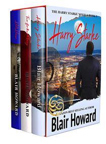 The Harry Starke Series: Books 1-3