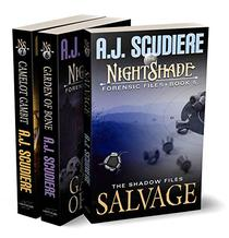 The NightShade Forensic Files: Vol 2 (Books 5-7): Salvage, Garden of Bone, The Camelot Gambit