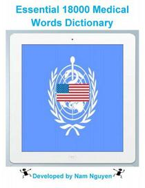 Essential 18000 Medical Words Dictionary